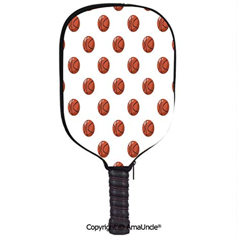 Amazon.com : AmaUncle 3D Pickleball Paddle Racket Cover Case.