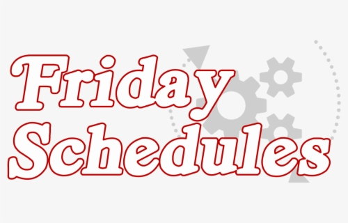 Free Schedule Clip Art with No Background , Page 2.
