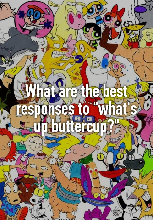 What are the best responses to \