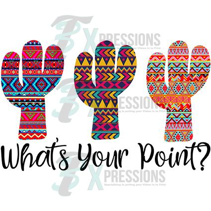 HTV What\'s Your Point.