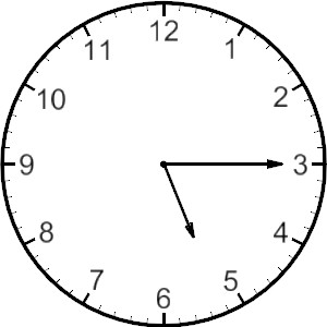 What Time Clipart.