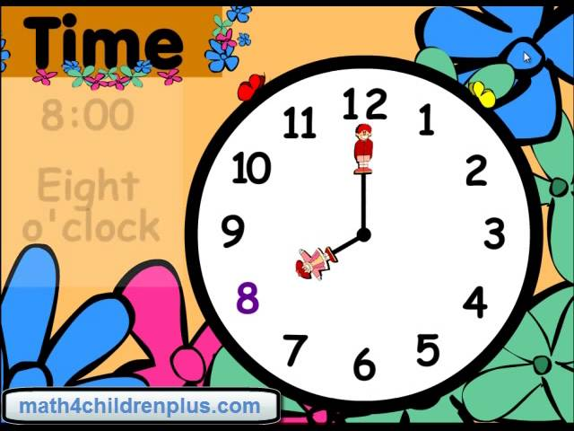 Telling Time.