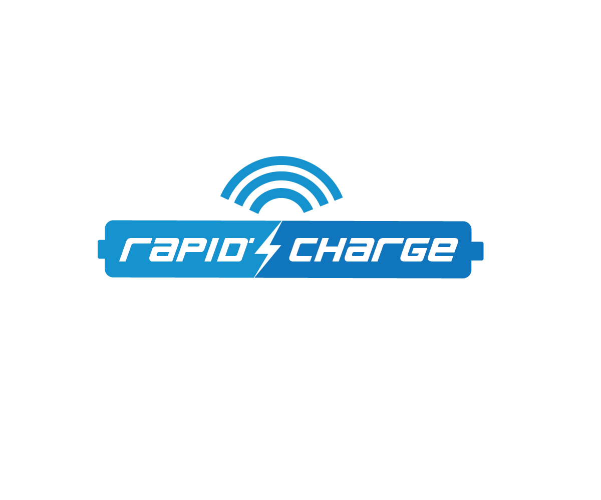 Elegant, Playful, It Company Logo Design for RAPID\'CHARGE by.