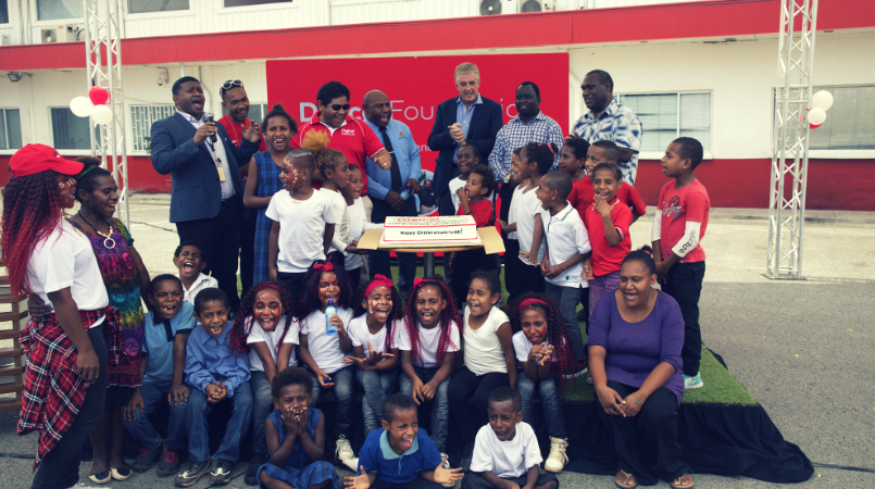 Digicel Foundation celebrates 10th anniversary.