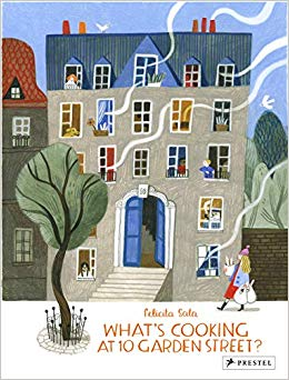 What\'s Cooking at 10 Garden Street?: Recipes for Kids From.