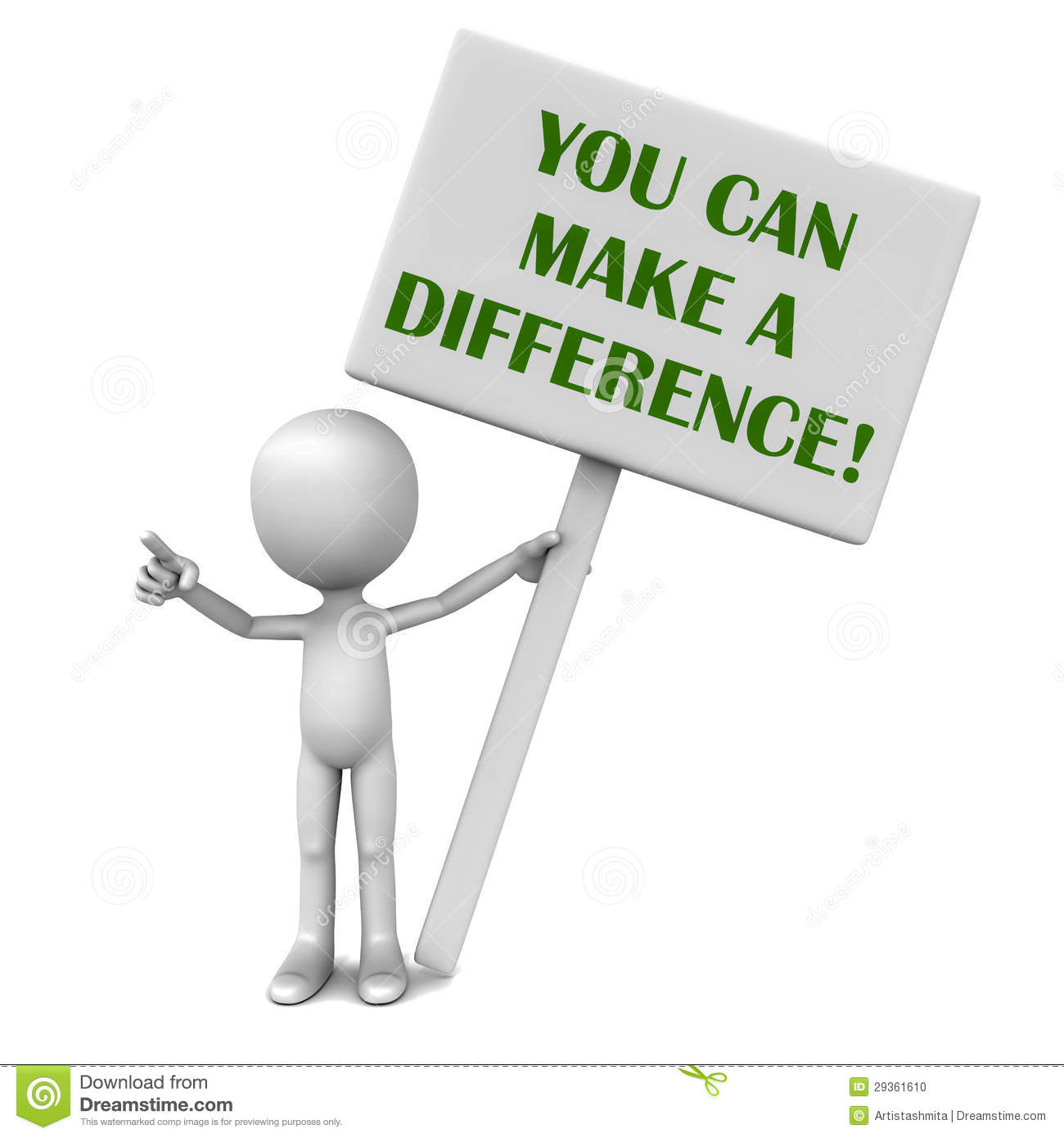 Making a difference clipart » Clipart Station.