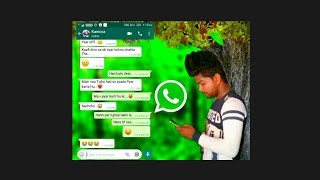 WhatsApp (S.C) chat with Friend by Prem\'s Editing/ PicsArt.