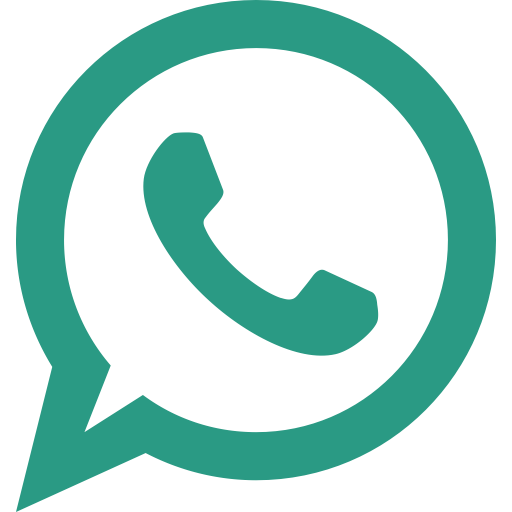 Bubble, chat, logo, message, talk, whatsapp icon.