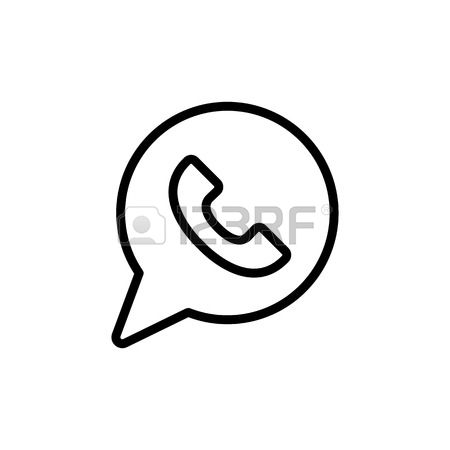 56 Whatsapp Stock Vector Illustration And Royalty Free Whatsapp.