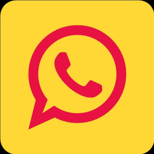 Whatsapp Vermelho Android App.