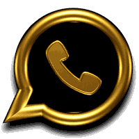 3D Whatsapp luxo Android.