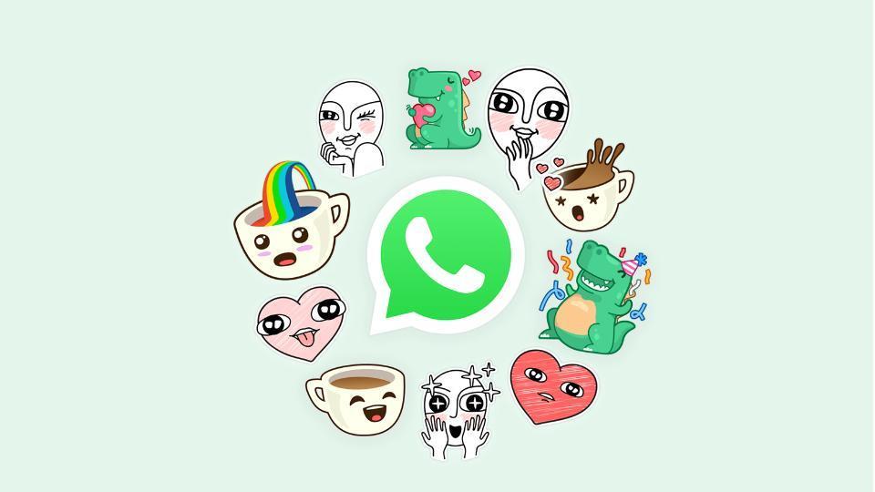 Latest WhatsApp Holi stickers 2019: How to send, share Holi.