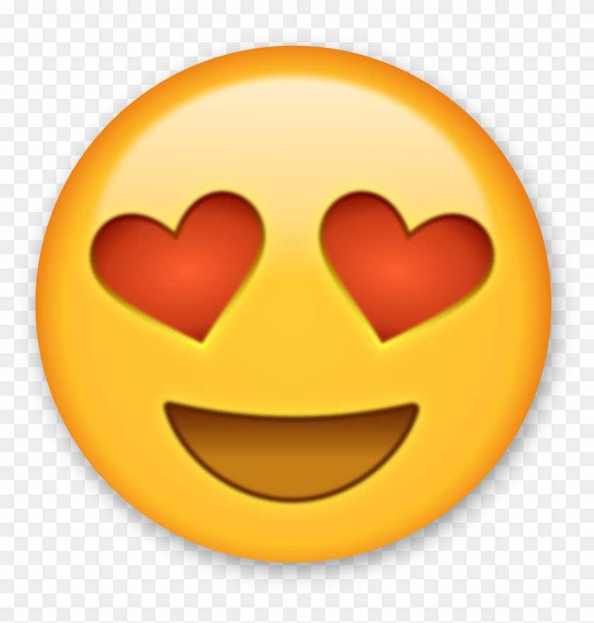 Emoji Whatsapp Apaixonado Png.