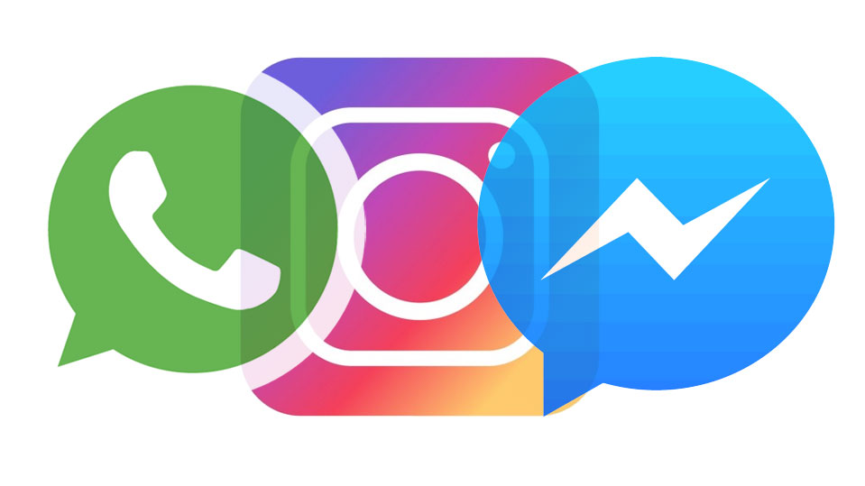 Facebook is integrating WhatsApp, Instagram and Messenger.