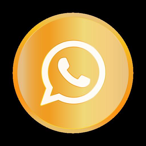 Chat, communication, social, whatsapp icon.