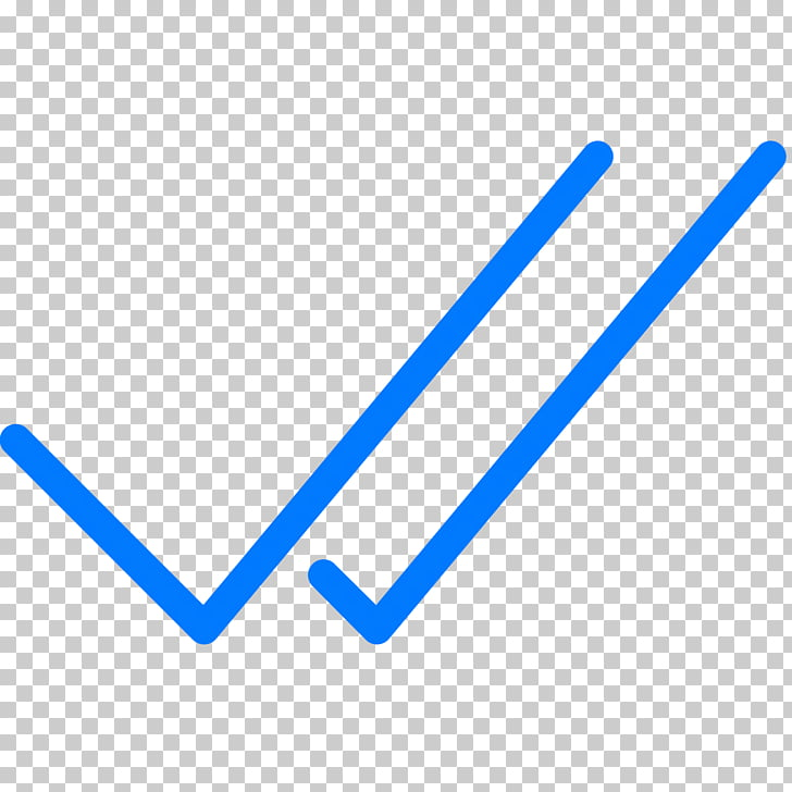 Computer Icons Check mark WhatsApp, green tick, two blue.