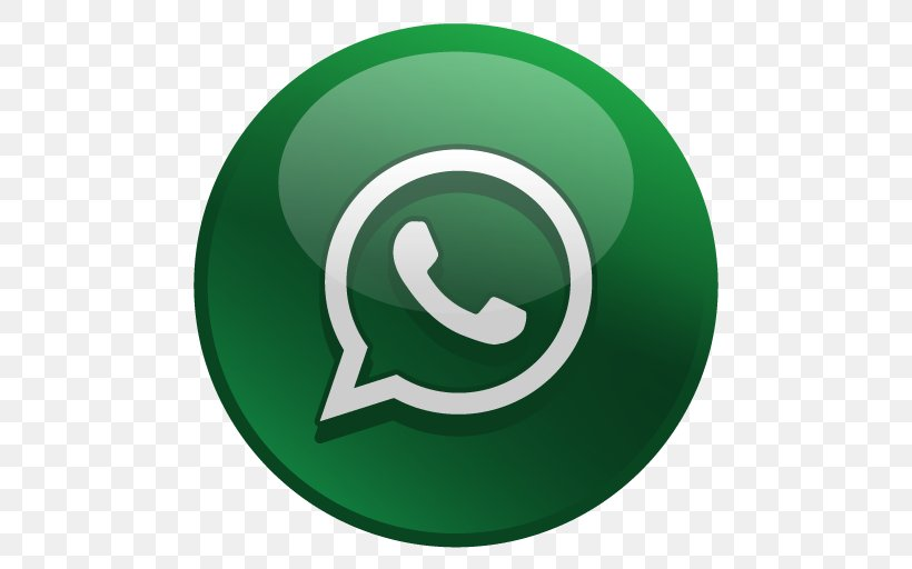 WhatsApp Application Software Icon, PNG, 512x512px.