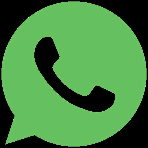 Line, social, transparent, whatsapp icon.