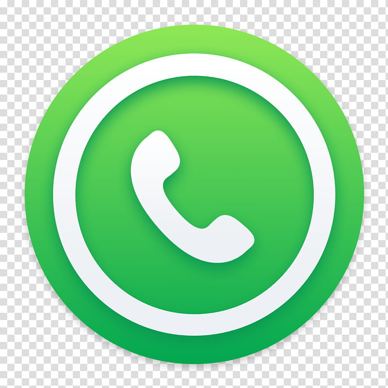 Clay OS A macOS Icon, WhatsApp, What\'s App icon transparent.