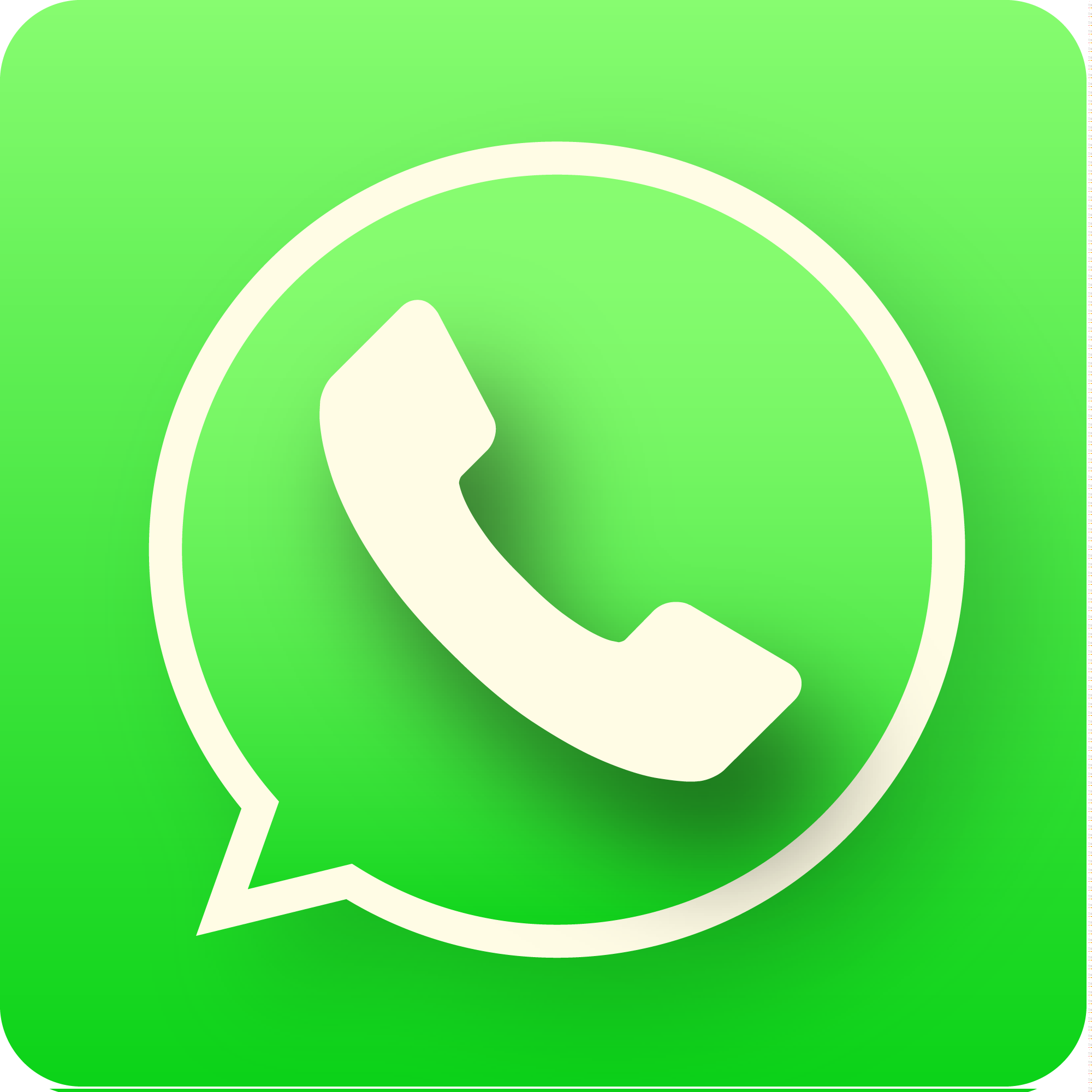 Whatsapp icon iphone png 6 » PNG Image.