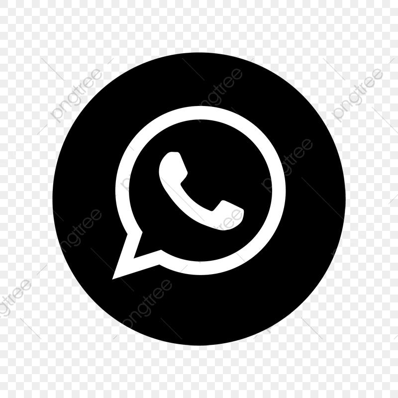 Whatsapp Black Icon Whatsapp Logo, Whatsapp Icon, Whatsapp Logo.