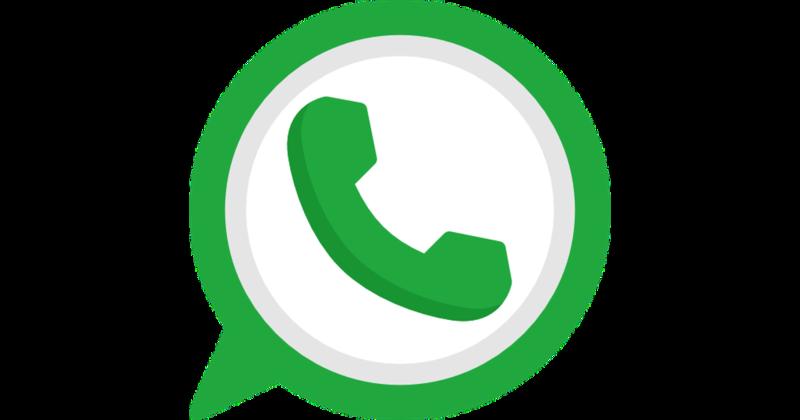 Download Free png Logo Whatsapp PNG File HD.