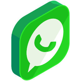 WhatsApp Icon.