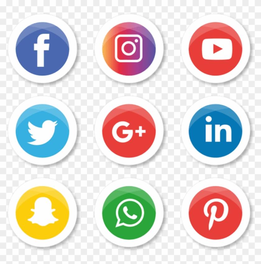 Download Whatsapp Facebook Instagram Logo Png Images.