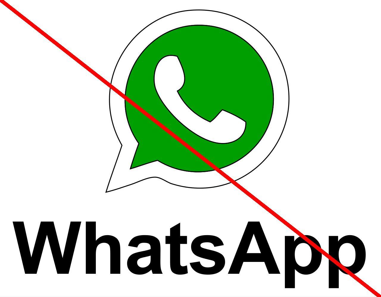 File:No WhatsApp logo.
