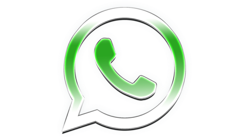 Download Free png whatsapp logo.