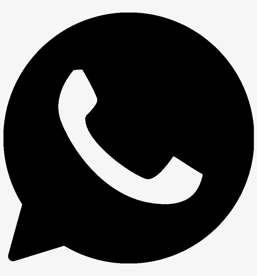 Logo Whatsapp Png Blanco.