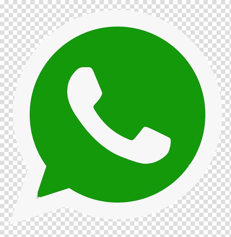 Logos Whatsapp, call application symbol transparent.