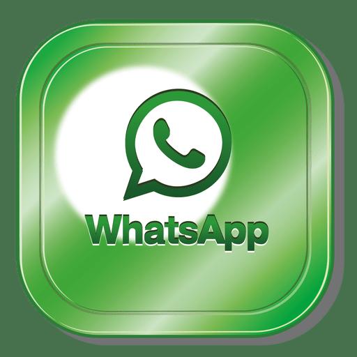 Whatsapp square logo.