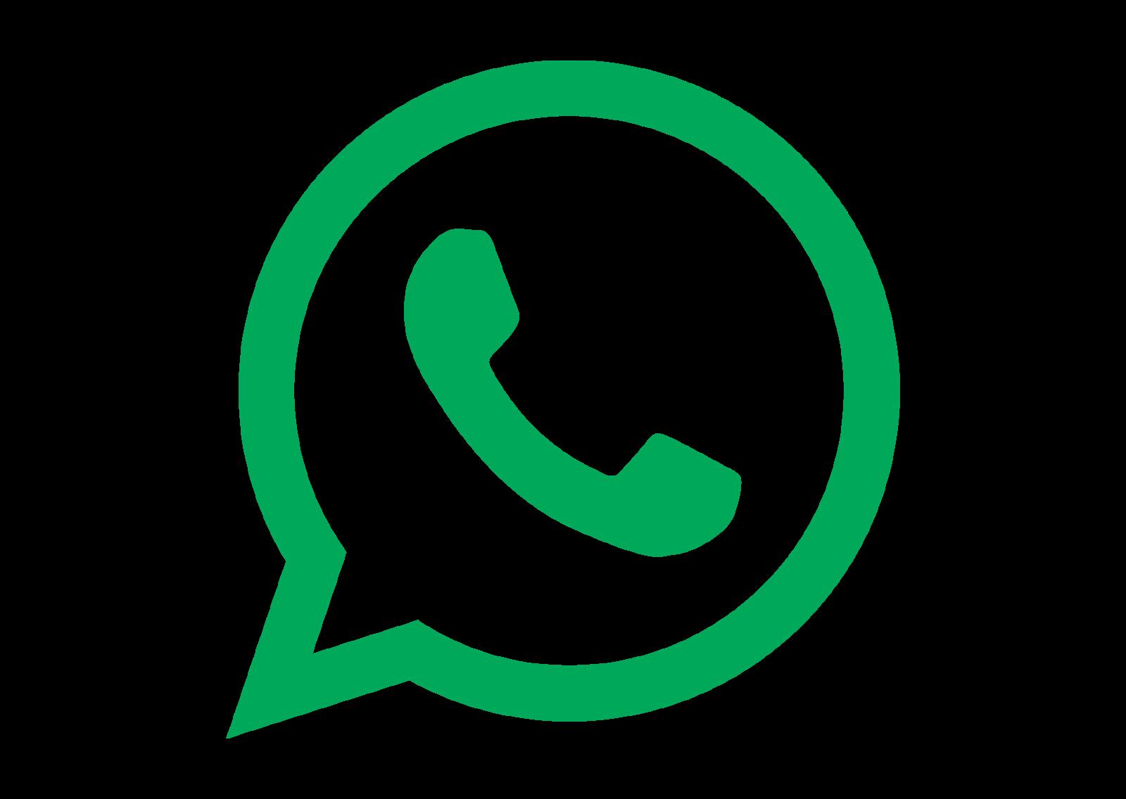 Whatsapp Logo Vector.
