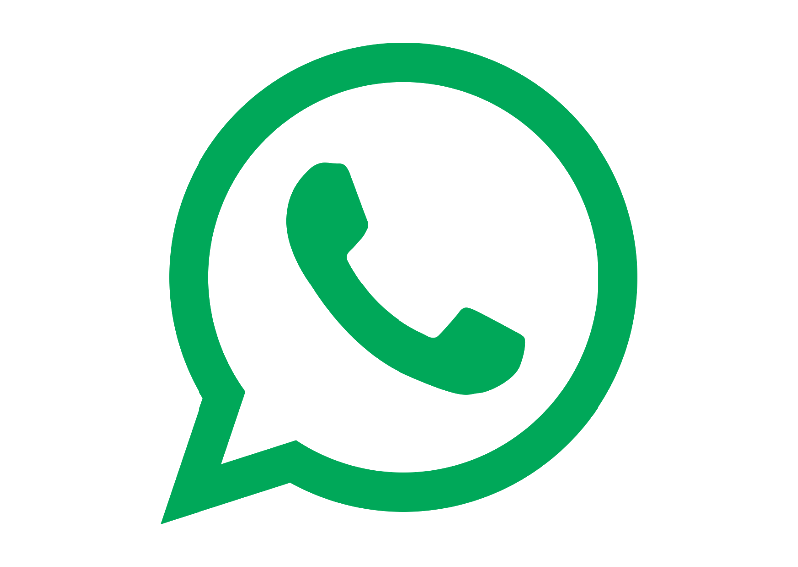 Whatsapp Logo Vector Download Free.