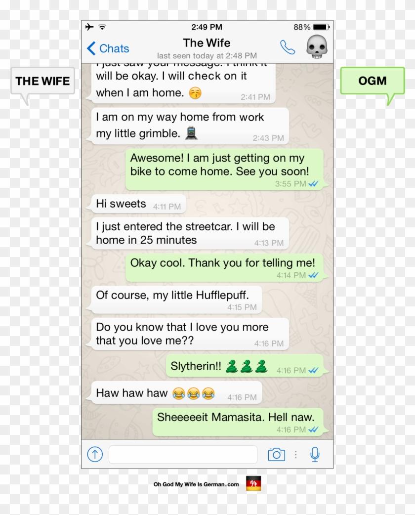 Funniest Whatsapp Messages Ogm.