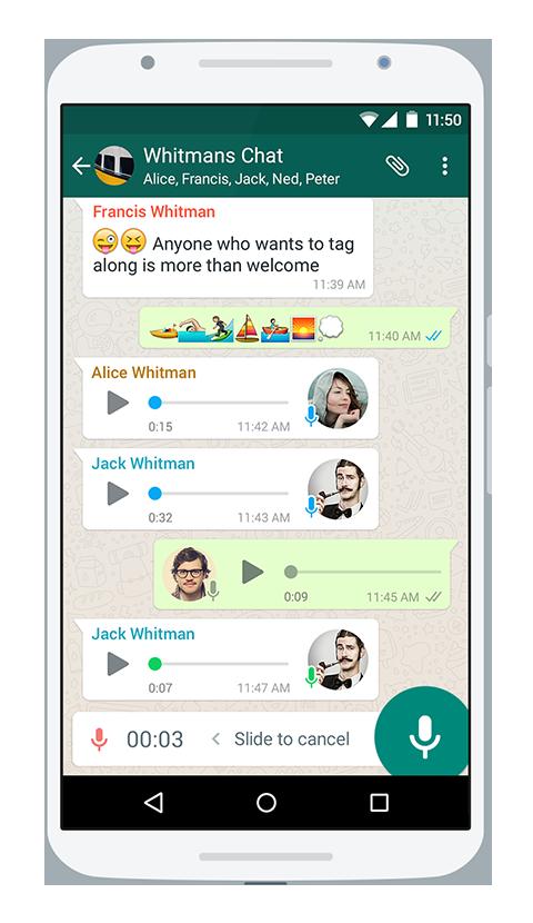 WhatsApp Brand Resources.