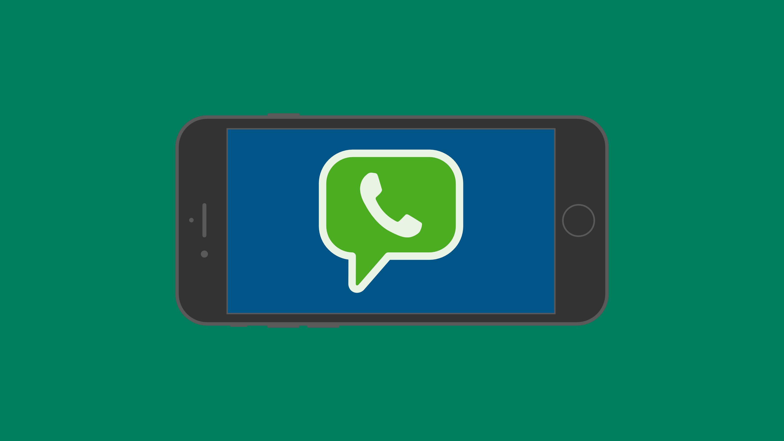 Messaging Apps & Brands: WhatsApp Messenger.