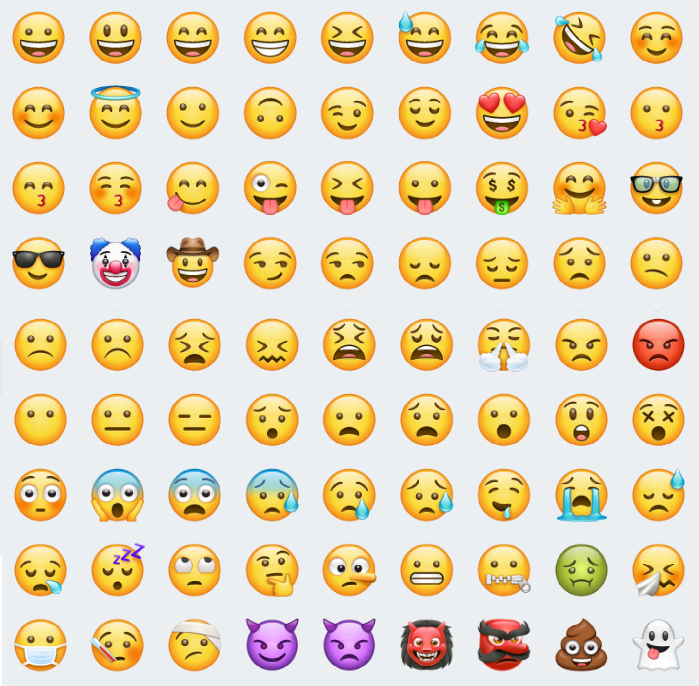 WhatsApp emoji: New, redesigned set rolls out to users.