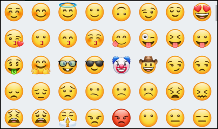 WhatsApp Will Launch New Set of Emojis on Android.