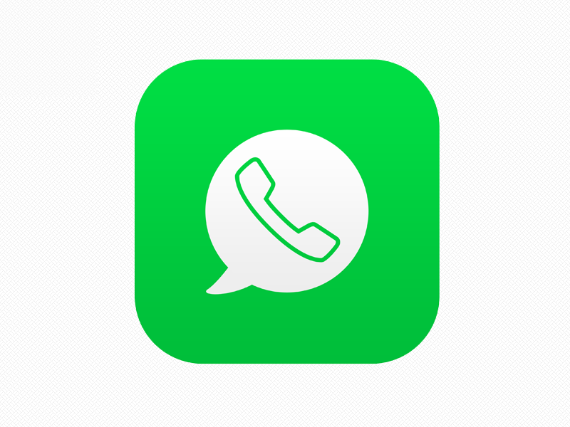 Icon Whatsapp Png #107170.