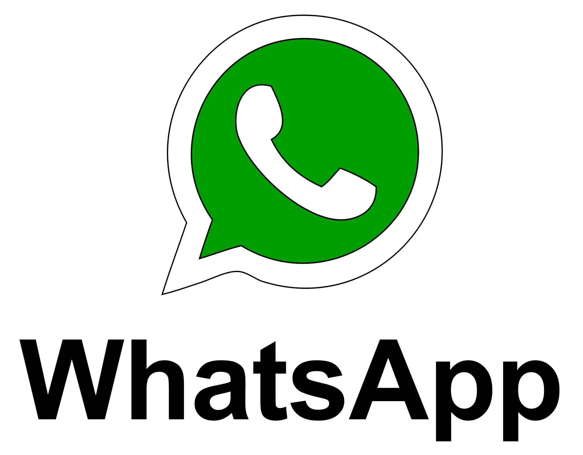 Download Whatsapp Computer Icons Free Download PNG HD HQ PNG Image.