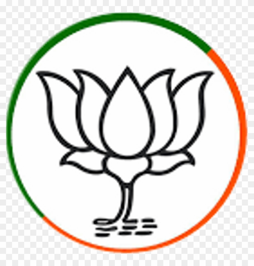 Bjp Sticker For Whatsapp, HD Png Download (#745252), Free Download.