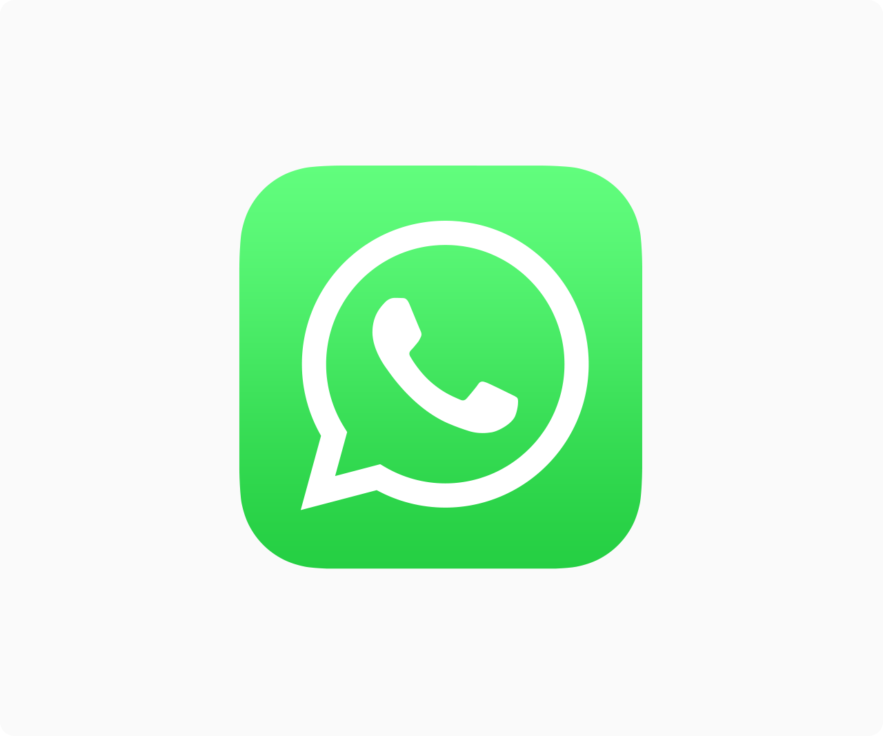 WhatsApp Brand Resources in 2019.