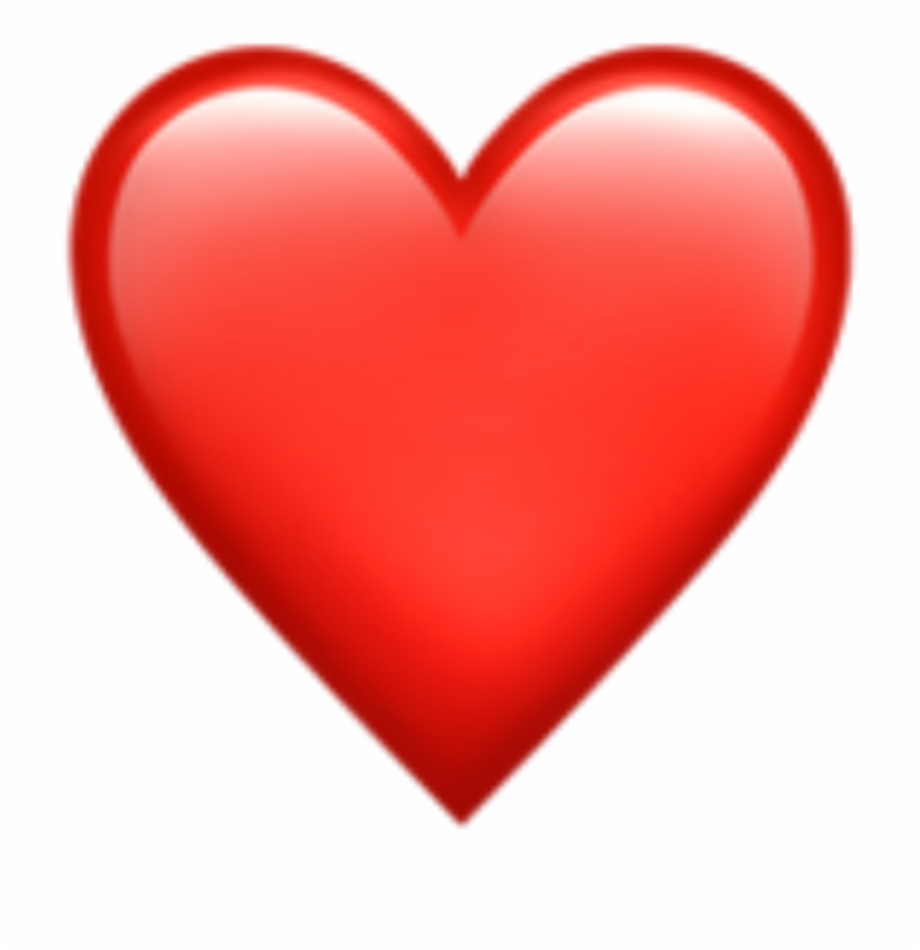 Heart Hearts Emoji Emojis Red Iphone Png Emoji Png.