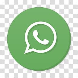 Numix Circle For Windows, web whatsapp icon transparent.