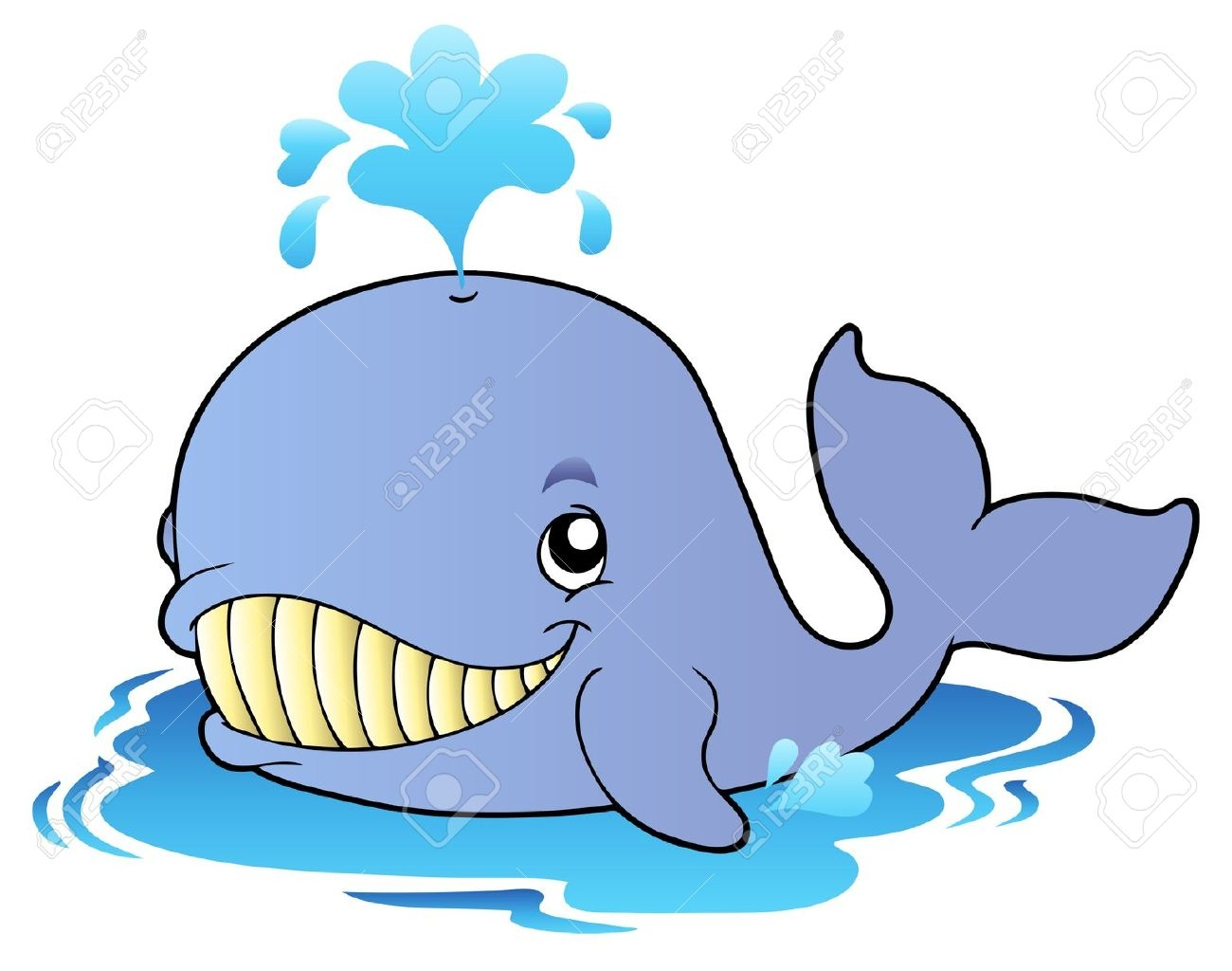 Wheal Fish Clipart.