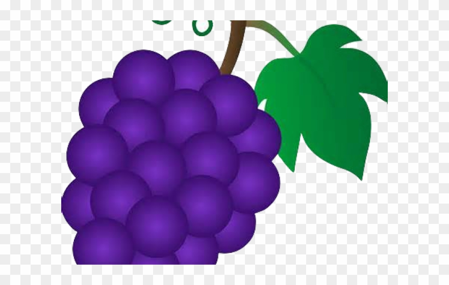 Grapes Clipart Wheat.