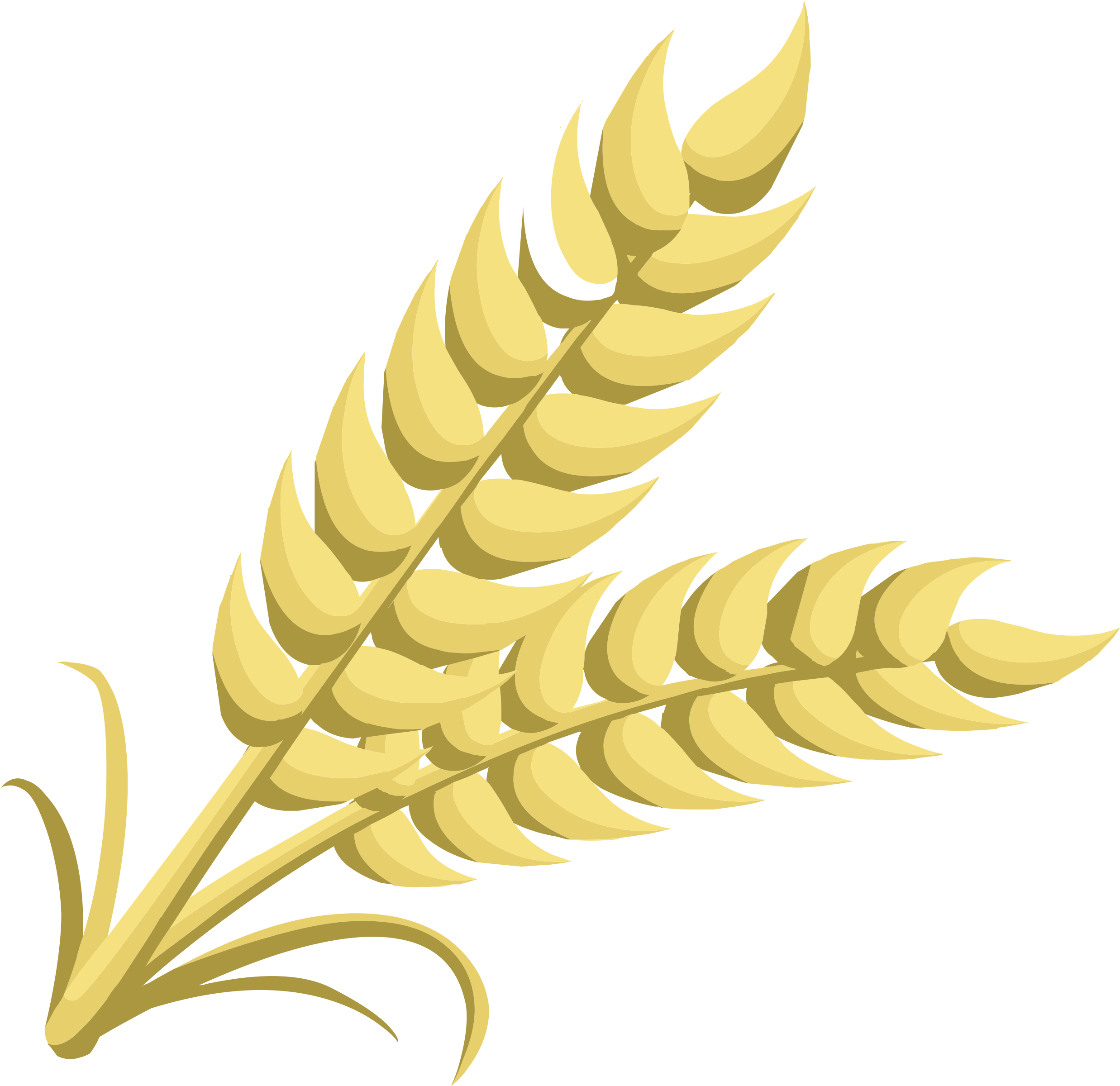 Wheat clipart hop, Wheat hop Transparent FREE for download.