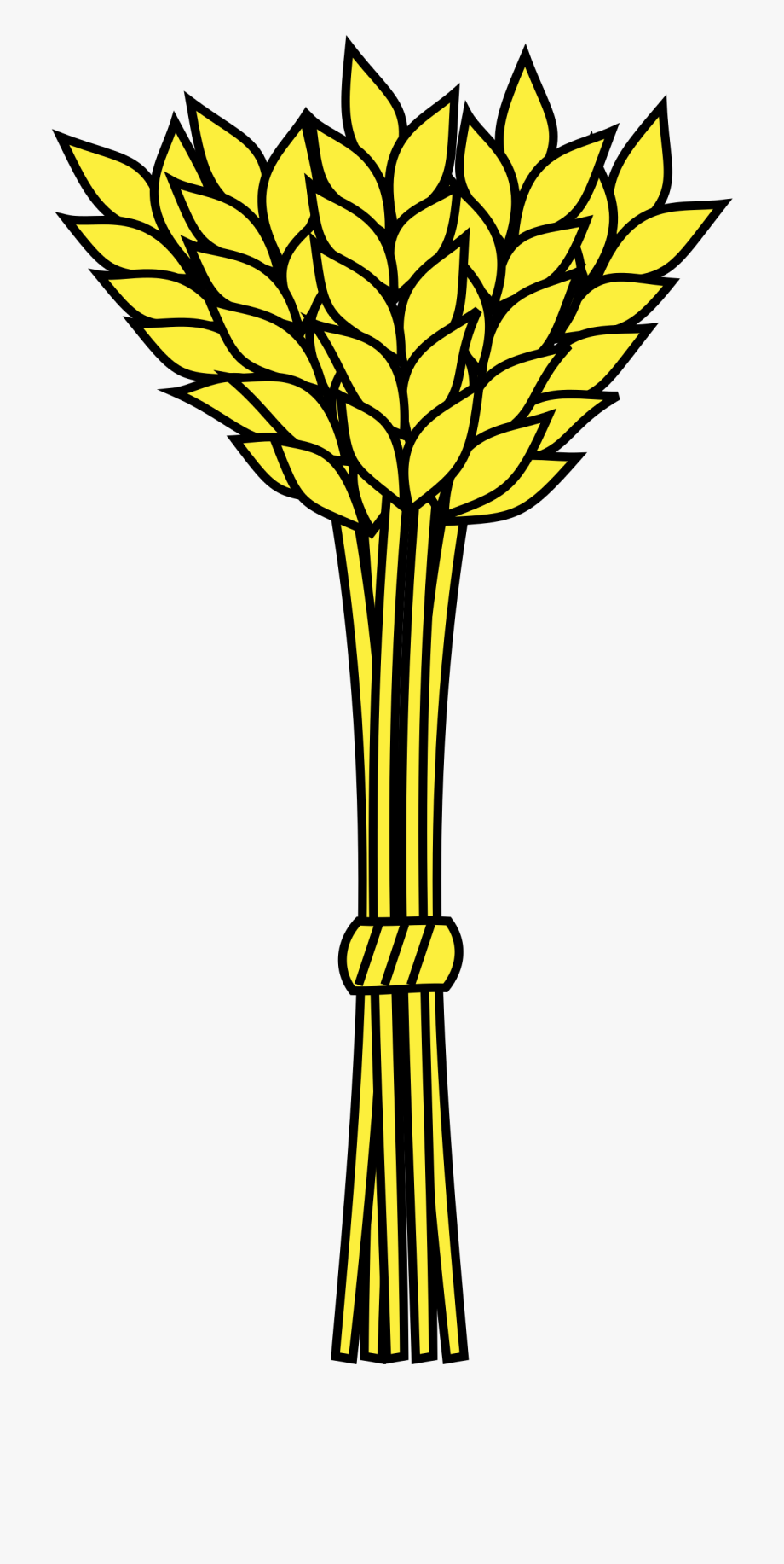 Wheat Clipart Wheat Plant.